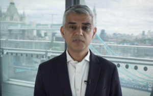 Mayor of London uses Trump visit as occasion to push extreme abortion agenda