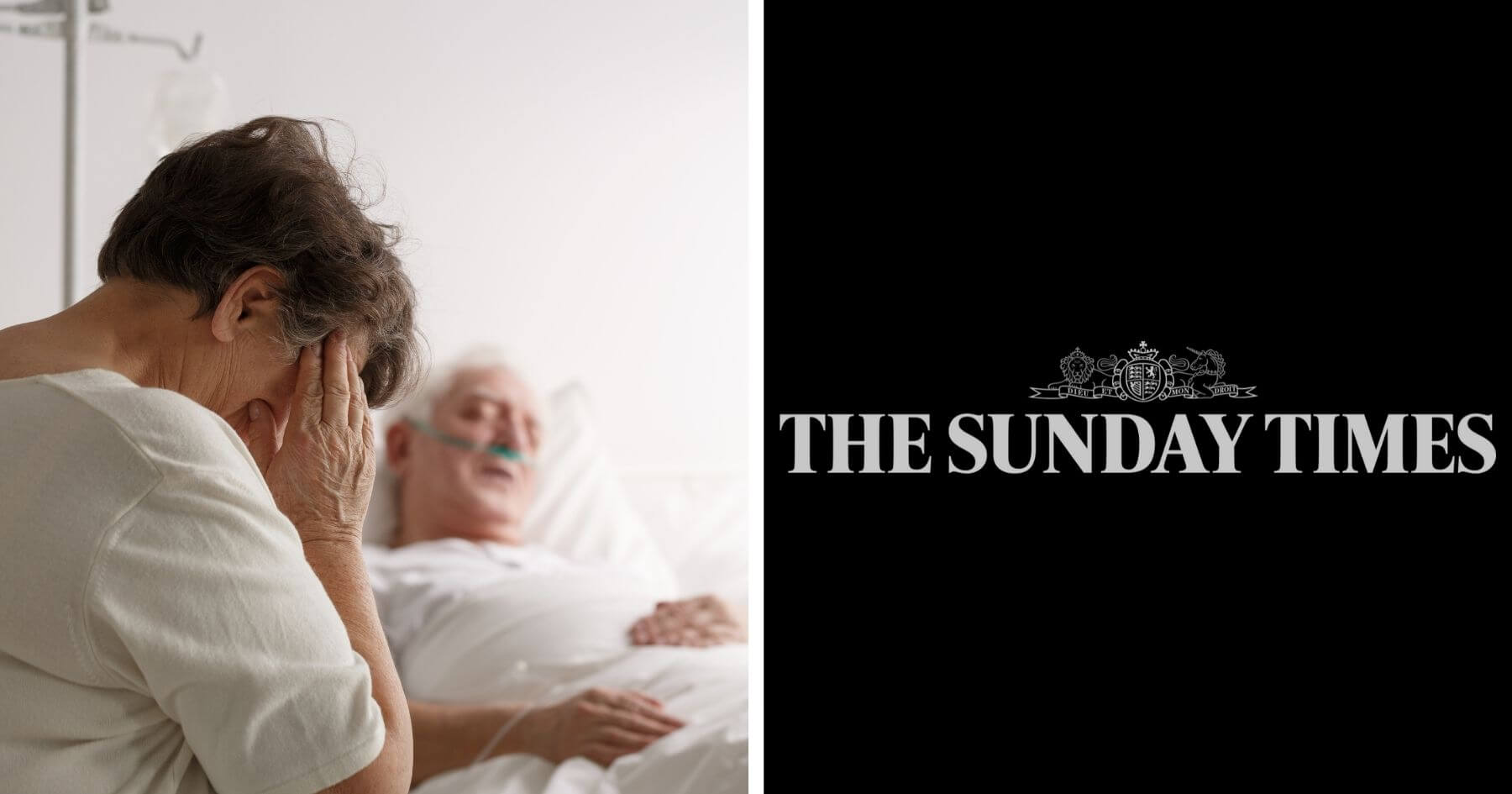 Sunday Times launch campaign to legalise assisted suicide