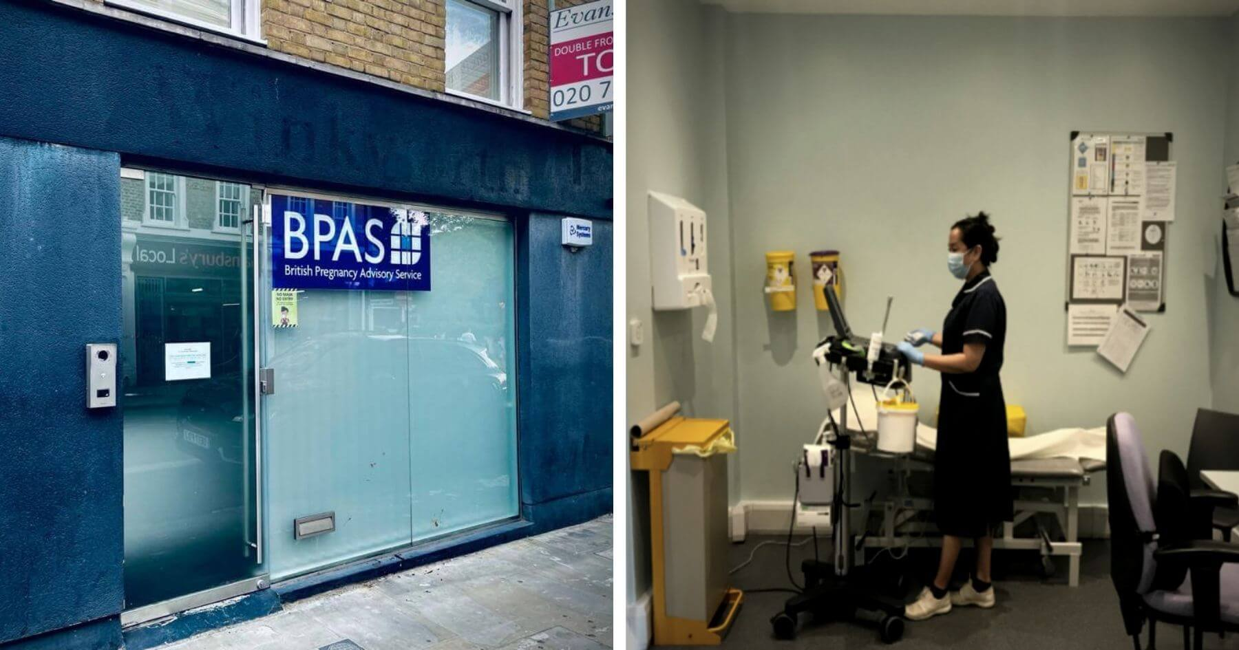 """BPAS open clinic to replace facility where """"women were treated like animals"""""""